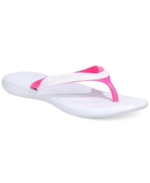 7f74b4a15 Havaianas Women s Atena Flip-Flops   Reviews - Sandals   Flip ...