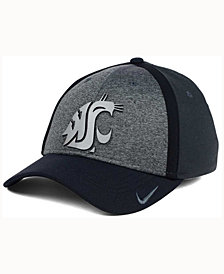 Nike Washington State Cougars Heather Stretch Fit Cap