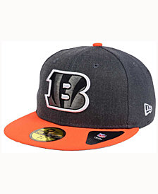 New Era Cincinnati Bengals Shader Melt 59FIFTY Cap