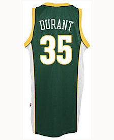 adidas Men's Kevin Durant Seattle SuperSonics Retired Player Swingman Jersey
