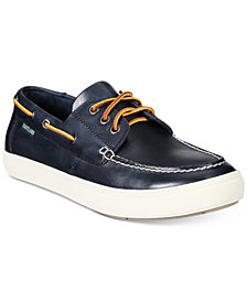 Eastland Men's Captain 3-Eye Oxford Boat Shoes