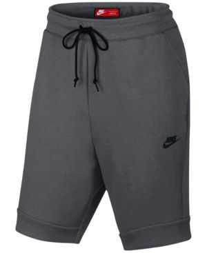 Sportswear Cotton-blend Tech Fleece Shorts - PetrolNike