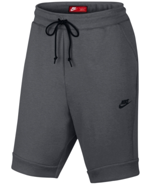 Sportswear Cotton-blend Tech Fleece Shorts - PetrolNike Magasin De Jeu De La Vente En Ligne OEYFKNPD