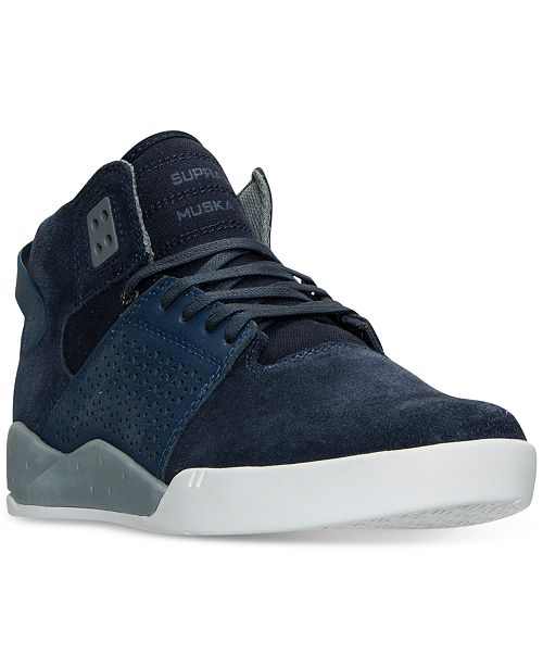 0729837c67 SUPRA Men's Skytop II High-Top Casual Sneakers from Finish Line ...