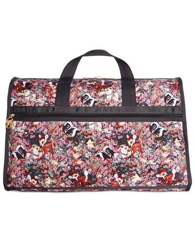 LeSportsac Bambi Collection Large Weekender Bag