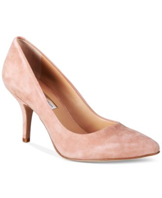 Image of INC International Concepts Womens Zitah Pointed Toe Pumps, Created for Macy's