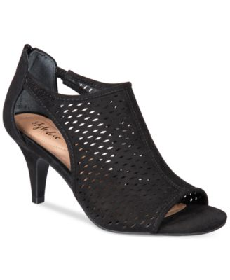 Image of Style & Co Haddiee Ankle Shooties, Only at Macy's
