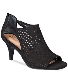 Style & Co Haddiee Ankle Shooties, Created for Macy's