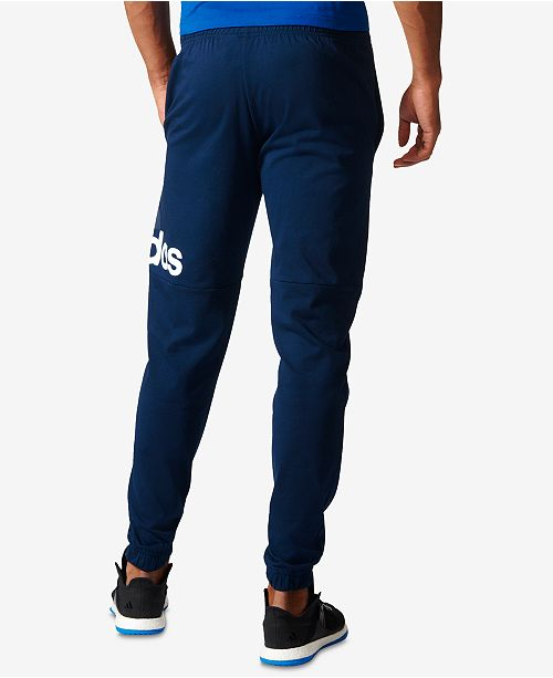 d415b44b7 adidas Men's Essential Jersey Pants & Reviews - All Activewear - Men ...