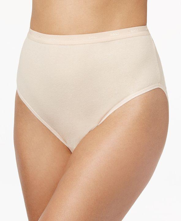 Bali Full Cut Fit Hi Cut Brief Underwear DFFF62