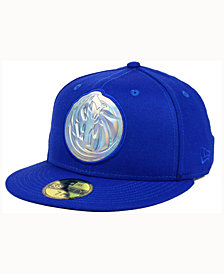 New Era Dallas Mavericks Iridescent 59FIFTY Cap