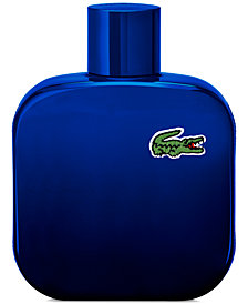 Lacoste Men's Eau de Lacoste Men's L.12.12 Magnetic Eau de Toilette Spray, 3.3 oz