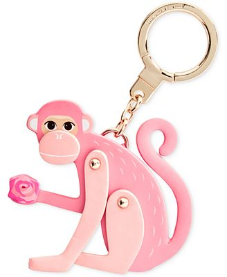 kate spade new york Monkey Key Fob