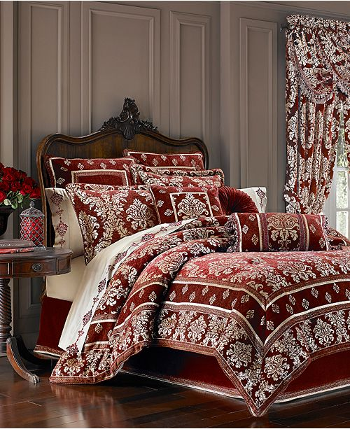 Dynasty 4pc Bedding Collection