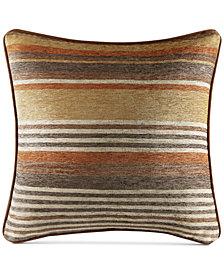 "J Queen New York Montaneros 18"" Square Decorative Pillow"