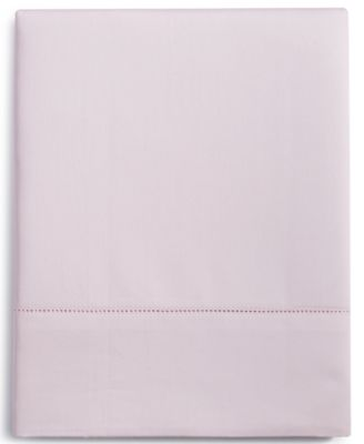 CLOSEOUT! 680 Thread Count 100% Supima Cotton Extra Deep Pocket Queen Flat Sheet, Created for Macy's