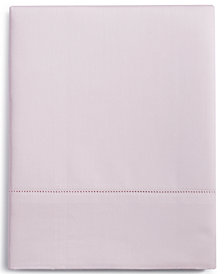 Hotel Collection 680 Thread Count 100% Supima Cotton Extra Deep Pocket Queen Flat Sheet, Created for Macy's