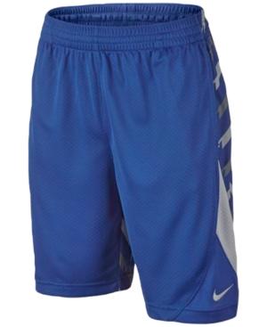 Nike Avalanche Wrap Around Print Dryfit Shorts Big Boys (820)