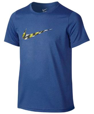 Marvelous Nike Watercamo Hydro Rashguard Top Big Boys 8 20 Swimwear Hairstyle Inspiration Daily Dogsangcom