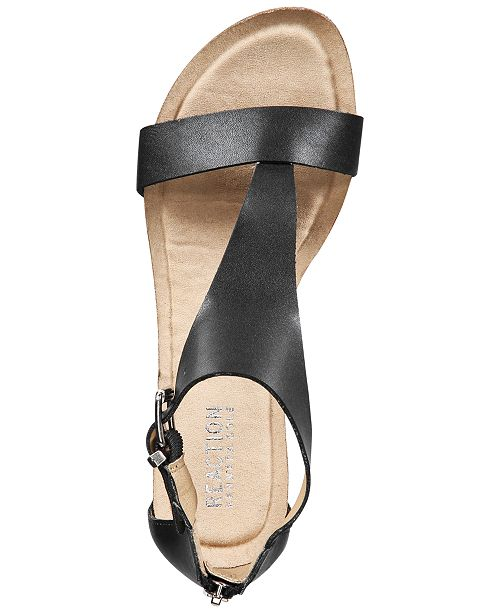 fa6439b47aa Kenneth Cole Reaction Great Gal Wedge Sandals   Reviews - Sandals ...