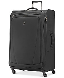 "Atlantic Infinity Lite 3 33"" Expandable Oversized Spinner Suitcase, Created for Macy's"