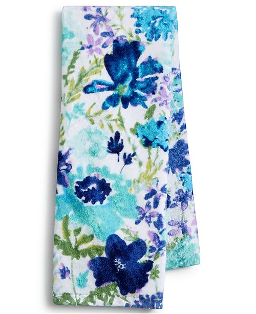 Fiesta Garden Cool Cotton Kitchen Towel