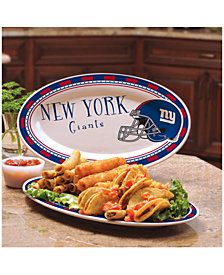 Memory Company New York Giants Ceramic Platter