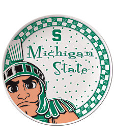 Memory Company Michigan State Spartans Gameday Ceramic Plate