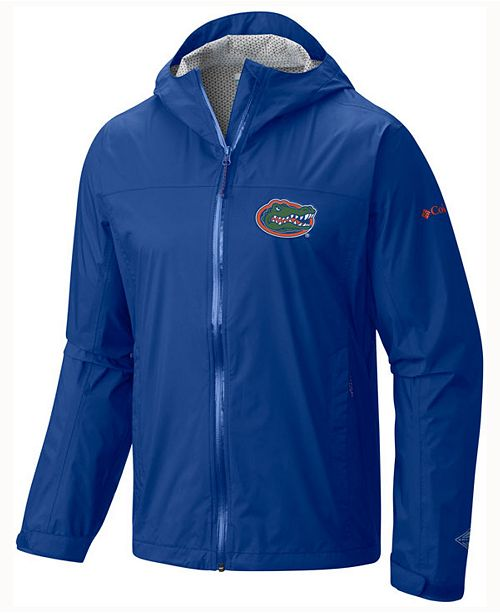 Columbia Men's Florida Gators EvaPouration Jacket