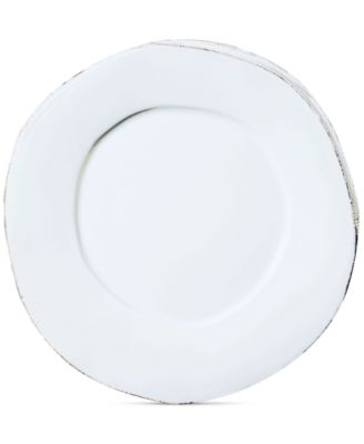 Lastra Collection American Dinner Plate