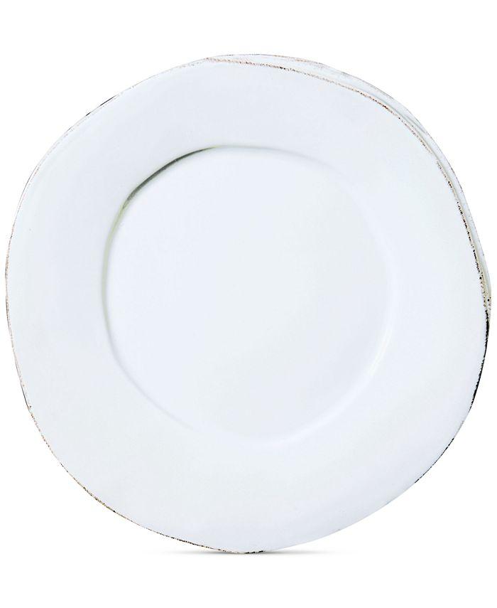 VIETRI - Lastra Collection American Dinner Plate