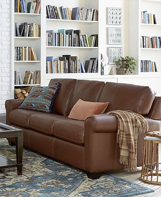 Savoy Leather Sofa Collection
