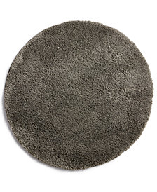 "Charter Club Elite 30"" Round Bath Rug, Created for Macy's"