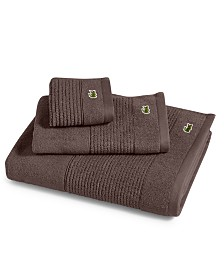 """CLOSEOUT! Lacoste Legend 30"""" x 54"""" Supima Cotton Bath Towel"""