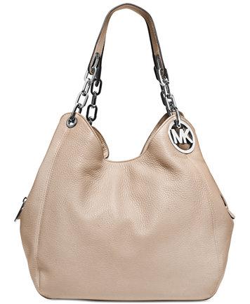 3e03b7bc042e5f ... MICHAEL Michael Kors Fulton Large Tote - Handbags Accessories - Macys  ...