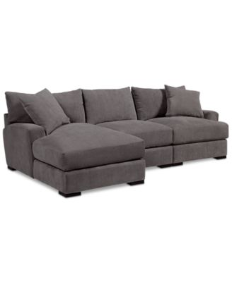 sc 1 st  Macyu0027s : light gray sectional - Sectionals, Sofas & Couches