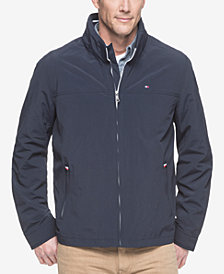 Tommy Hilfiger Men's Big & Tall Taslan Jacket