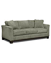 Kenton Fabric Sofa Bed Queen Sleeper Furniture Macy S