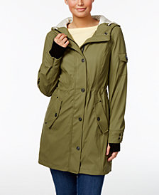 1 Madison Expedition Hooded Raincoat