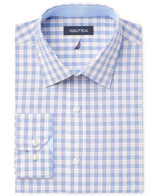 Slate blue dress shirt