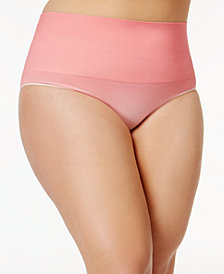SPANX Women's  Plus Size Everyday Shaping Panties Brief PS0715