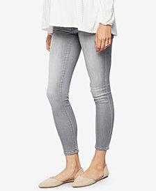 DL1961 Maternity Grey Wash Jeans