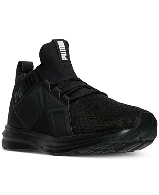 puma men's enzo casual sneakers from finish line  reviews