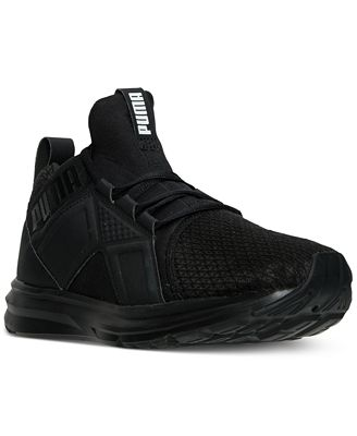Puma Men S Enzo Casual Sneakers From Finish Line Finish Line