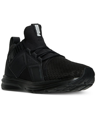 PUMA Men's Sneakers Enzo Black