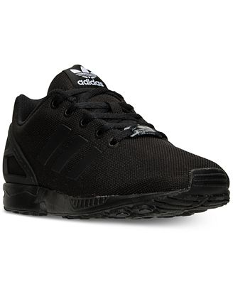 adidas Big Boys' ZX Flux Casual Sneakers from Finish Line