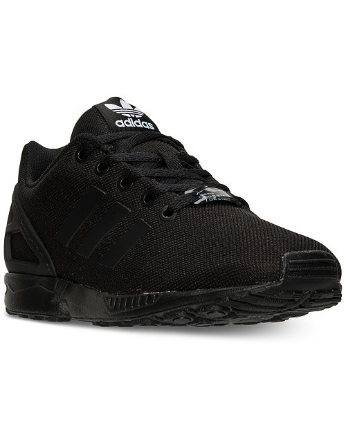 8757eb3cd adidas Big Boys  ZX Flux Casual Sneakers from Finish Line   Reviews ...