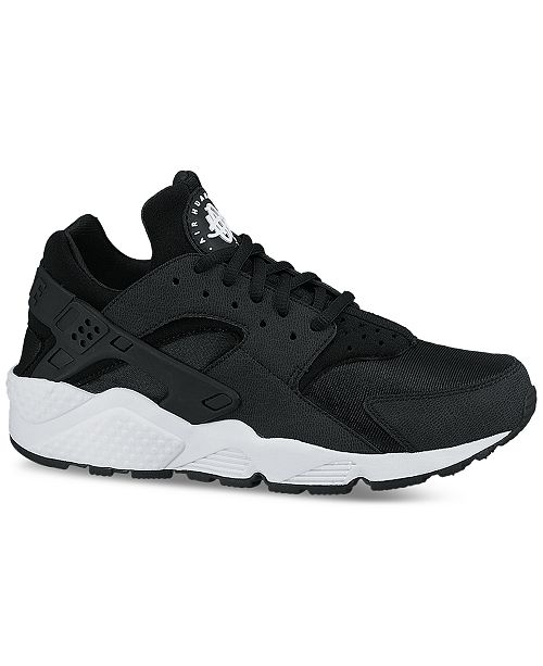 b713cb3298b7 Nike Women s Air Huarache Run Running Sneakers from Finish Line ...