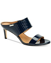 0c03474486 Calvin Klein Women's Cecily Dress Sandals, Created For Macy's