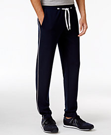 Armani Exchange Men's Relaxed-Fit Sweatpants